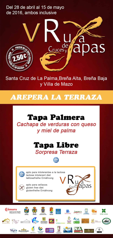 Arepera La Terraza
