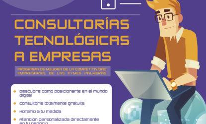 Consultorías Tecnológicas a Empresas versión web