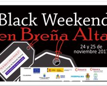 Black Weekend en Breña Alta