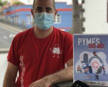PYMES ON AIR CON  PRESIDENTE Y GERENTE DE PYMESBALTA